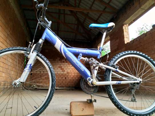 Mountain bike (Apollo Excel)