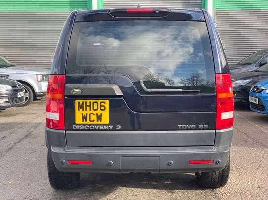 2006 Land Rover Discovery image 6