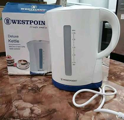 CHRISTMAS OFFER! WESTPOINT KETTLE image 1