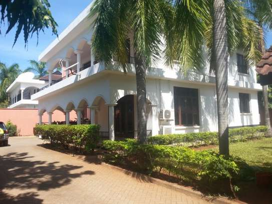 5 Bedrooms House Along Major Road In Masaki For Rent