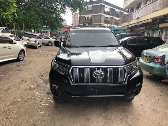 2018 Toyota Land Cruiser Prado
