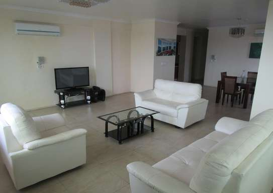 3 Bedroom Luxury Apartment with Sea View in City Center / Kisutu