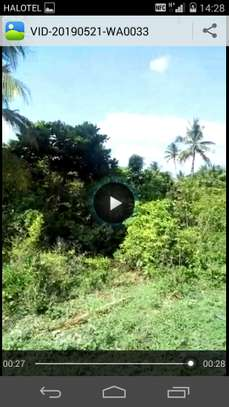 5 ACRES SEAFRONT LAND FOR SALE IN ZANZIBAR image 4
