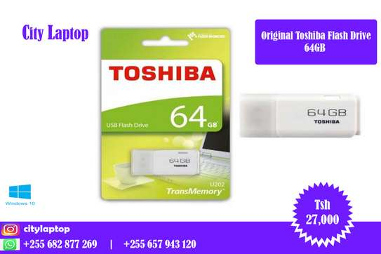 Original Flash Drive Toshiba 64GB image 1