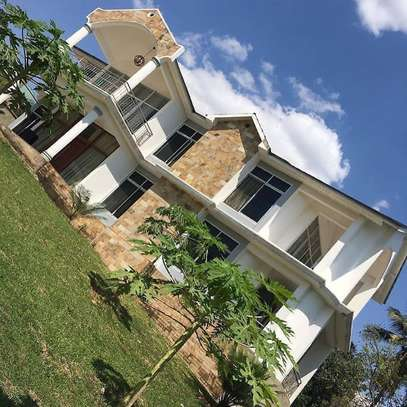 4 Bedroom House Mbezi Beach Juu image 1