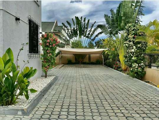 a stand alone villa, full furnished house is for rent at mbezi beach image 6
