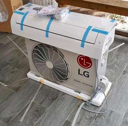 BEST DUAL INVERTER LG AIR CONDITION image 1