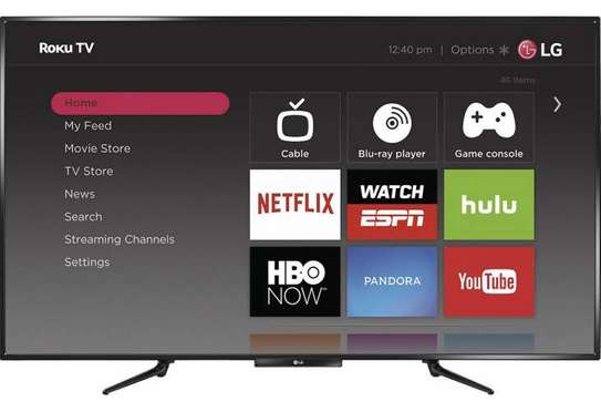 55 LG Smart  UHD  4K TV  - NETFLIX  YOUTUBE image 3