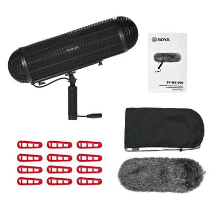 BOYA BY-WS1000 Microphone Blimp Windshield Suspension System image 5