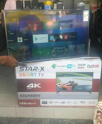 STAR X SMART TELEVISION 43INCH image 1