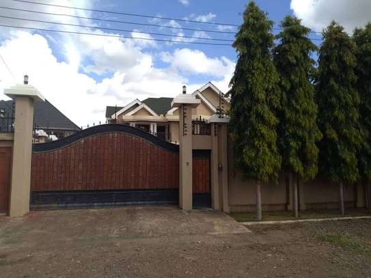 8 Bdrm Fully furnished House at Burka in Arusha image 1