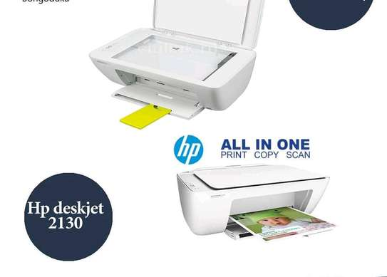 All in oneHp desk jet 2130 image 1