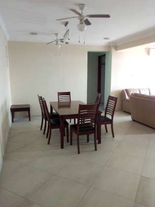 Fully furnished 3 Bedrooms with nice beach view for Rent in Upanga image 1