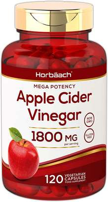 Apple Cider Vinegar 1800mg | 120 Capsules