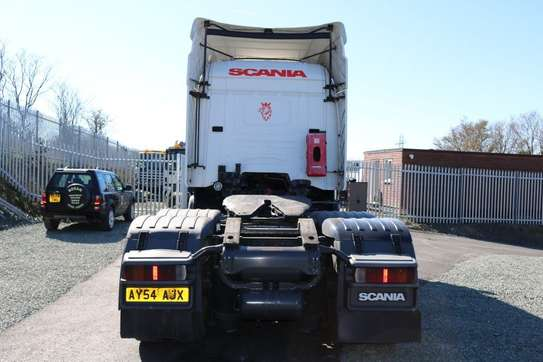 2005 Scania R420 Tractor Unit 6x2 image 5