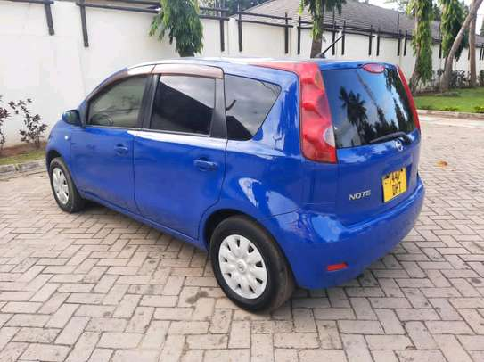 2003 Nissan Note image 4