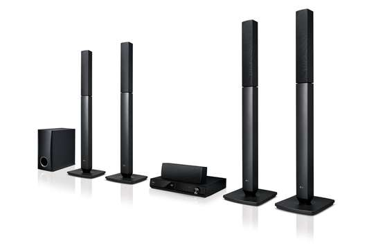 LG HOME THEATER 1000 WATTS