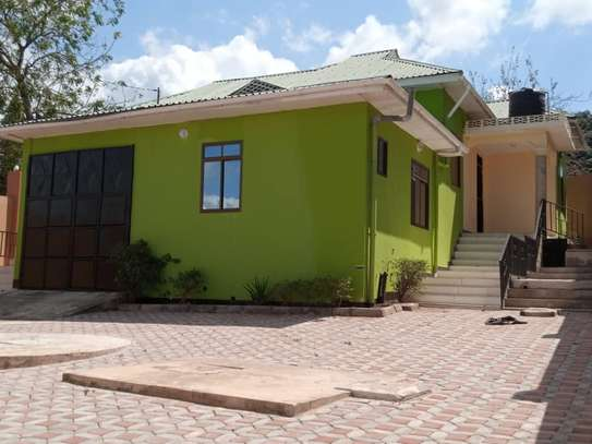3bed stand alone house  at  mbezi mwisho kimara new house image 6