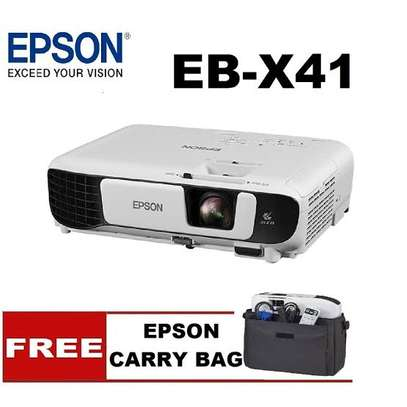 Epson EB-X41 3600 LUMENS FULL HD XGA Projector WITH HDMI & WiFi