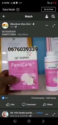 Fermicare cleanser for women image 1