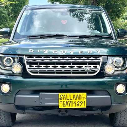2013 Land Rover Discovery image 1