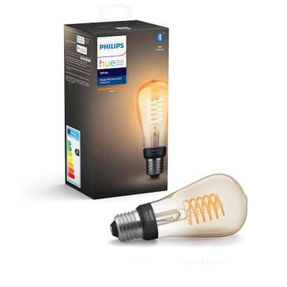 Philips Hue White Filament LED Bulb with Bluetooth image 1