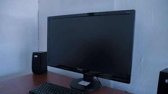 27 inch monitor widescreen image 3