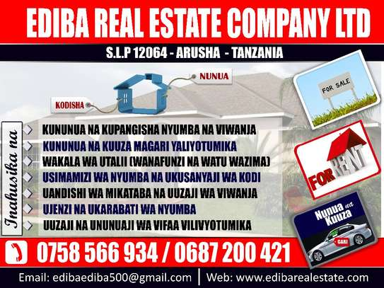 3400 TITLED PLOT FOR SALE AT BULKA ARUSHA