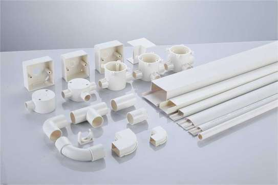 PVC CONDUIT and FITTINGS image 1