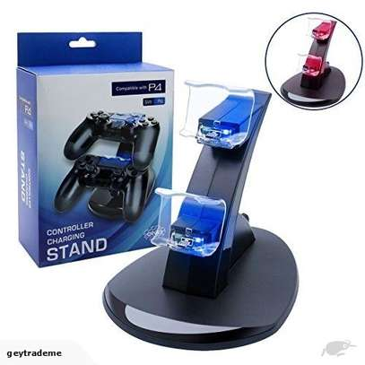 PS4 Controller Charger Stand - PS4 Controller Charger Stand