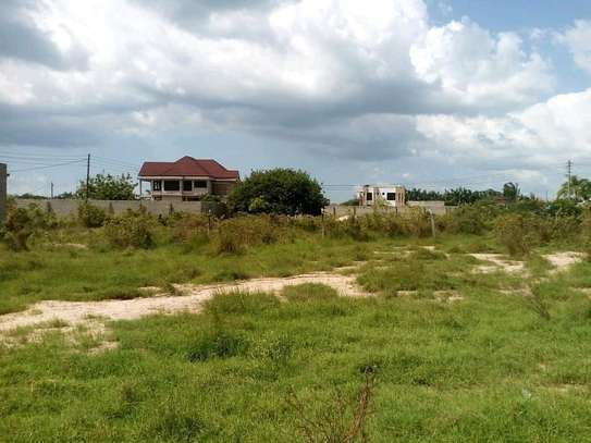 1100 SQM. Plot with Title Deed at Mbweni-Malindi