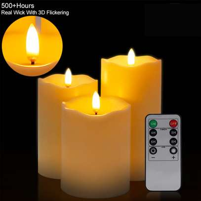Flameless Candle (Electric candles) image 4
