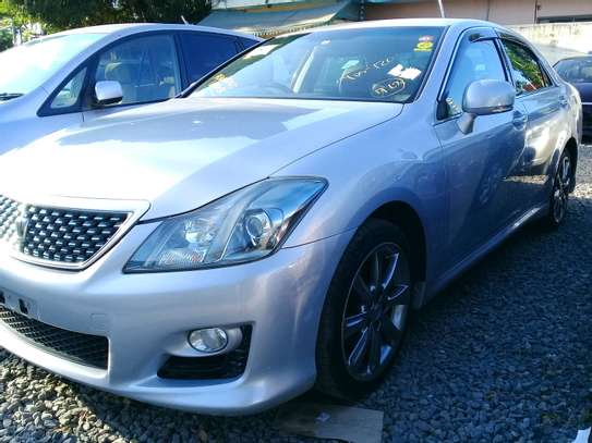 2008 Toyota Crown image 2