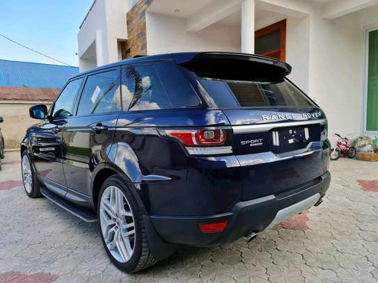 2014 Rover Range Rover Sports image 6