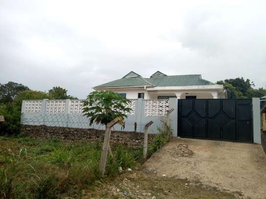 STAND ALONE THREE BEDROOMS HOUSE FOR RENT AT CHANGANYIKENI DSM