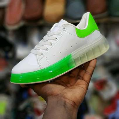 Ladies sneakers available