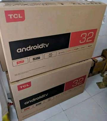 TCL 32″- Full HD Smart LED TV....550,000/= image 1
