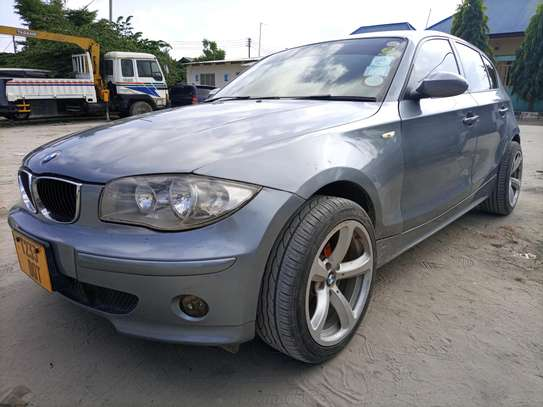 2005 BMW 1 Series image 2