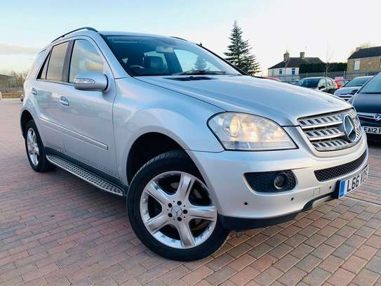 2007 Mercedes-Benz ML