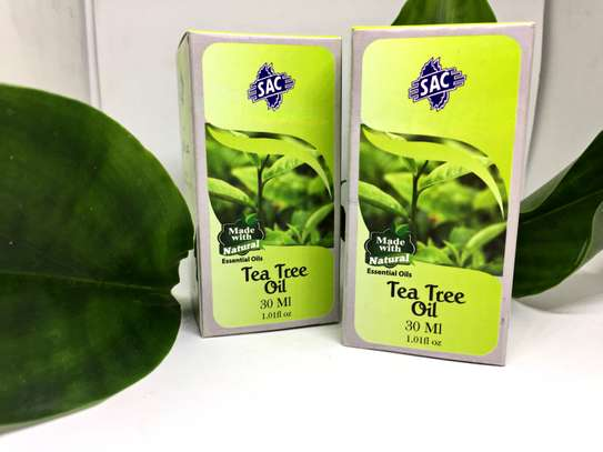 MAFUTA YA TEA TREE OIL 30ML