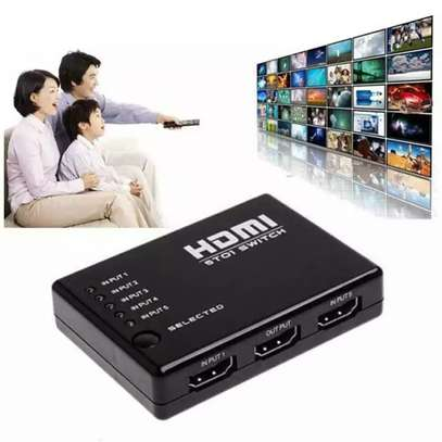 HDMI Switch With Remote Control (5 :1)-1408A image 5