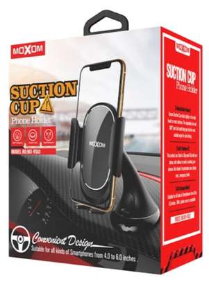 Moxom Suction Cup Phone Holder Car Mount image 1