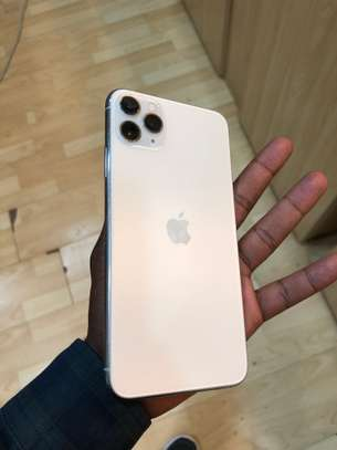 iPhone 11 Pro Max 256GB Silver for sale image 3