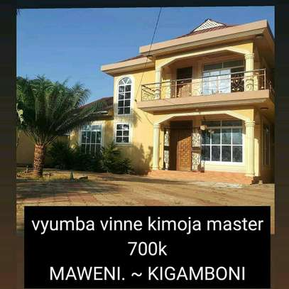 4 bedroom house for rent at kigamboni image 1