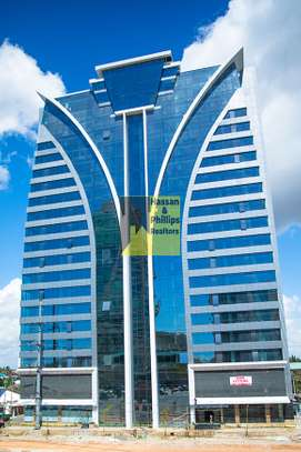 Now Letting Sky tower along Bagamoyo Road