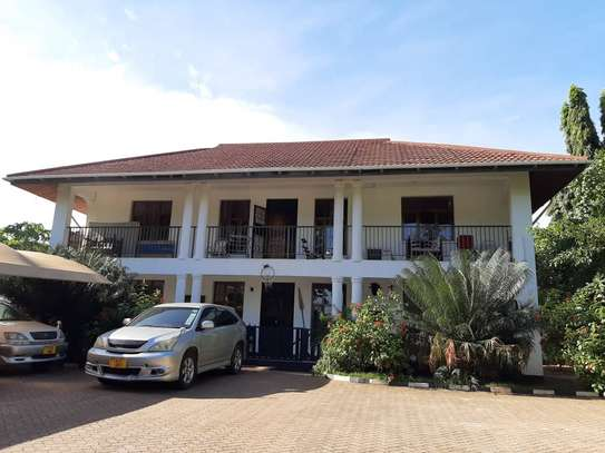 4 bed room house for rent at mikocheni image 2
