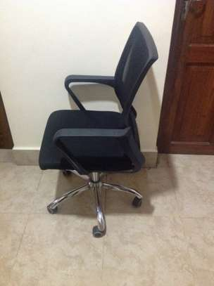 Office Chair ( Kiti cha Ofisini) image 2