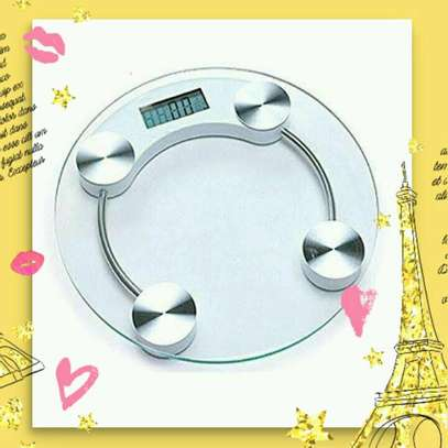 Digital electronics weight scale image 1
