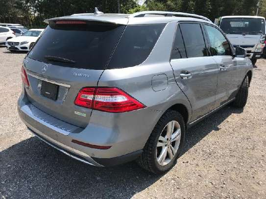 2014 Mercedes-Benz ML 350 image 6