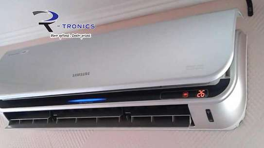 18000btu Samsung Air Conditioner Split Inverter image 1